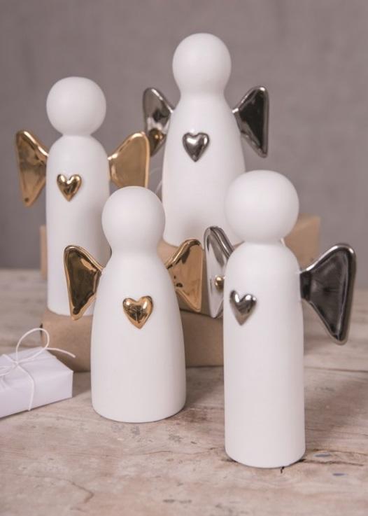 Compagnon Ange en porcelaine de Räder